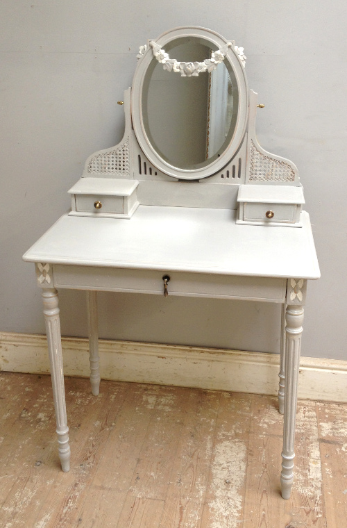 a3540 antique french coiffeusse dressing table. Black Bedroom Furniture Sets. Home Design Ideas