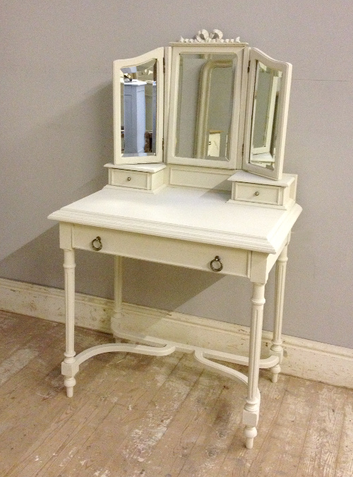 a328 antique french dressing table coiffeuse. Black Bedroom Furniture Sets. Home Design Ideas