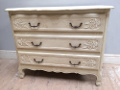 wonderful old frrench chest of drawers