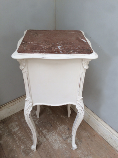 A4310 Wonderful French Antqiue Bedside Table