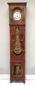 french antique comtoise clock
