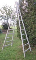 french antique fruit ladders