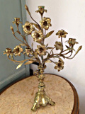 french antique candelabra