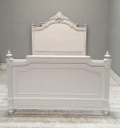 french antique louis style bed