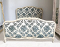 Old French Capitone Bed
