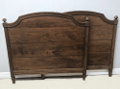 french antique wooden daybed
