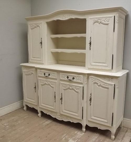 French Kitchen Dresser: ID3109 Superb French Dining / Kitchen Sideboard