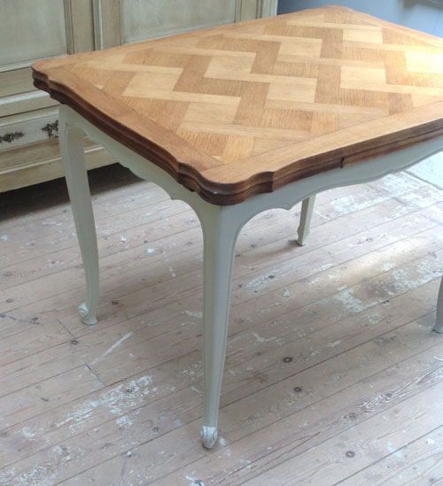 Id3473 Small French Dining Table Provencal Style