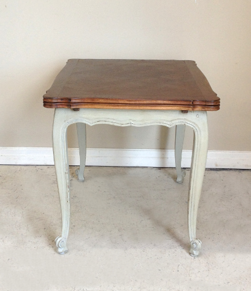 Id3713 Small French Dining Table Provencal Style