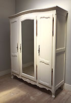 wonderful french provencal style armoire