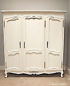 wonderful vintage french armoire