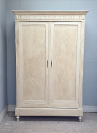 large french antique LP style armoire