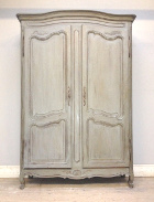 old French Louis XV Style armoire
