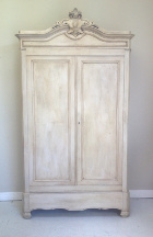 french antique armoire c1880s