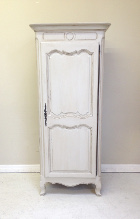old French single armoire / cupboard