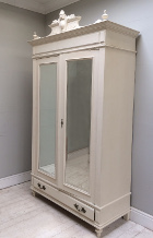 french antique Henri II style armoire