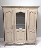 old french cupboard / armoire