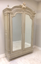 french antique Henri II armoire