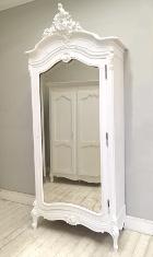 Single Door Roroco Armoire