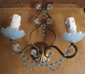 lovely french wall sconce