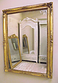 French Antique Mirrors French Mirrors Crested Mirrors