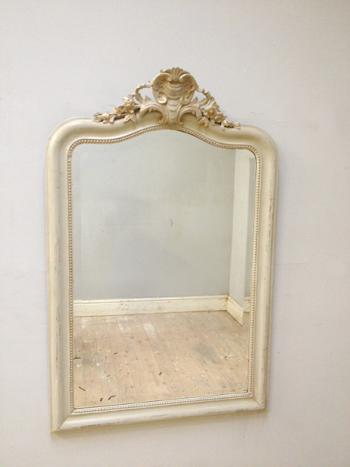Imw3918 Lovely Antique French Mirror