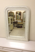 french antique Louis Philippe Style Mirror