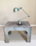 Vintage French jielde lamp